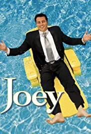 Joey and the Book Club Poster