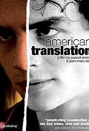 American Translation(2011) Poster - Movie Forum, Cast, Reviews