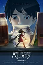 Image of The Secret World of Arrietty