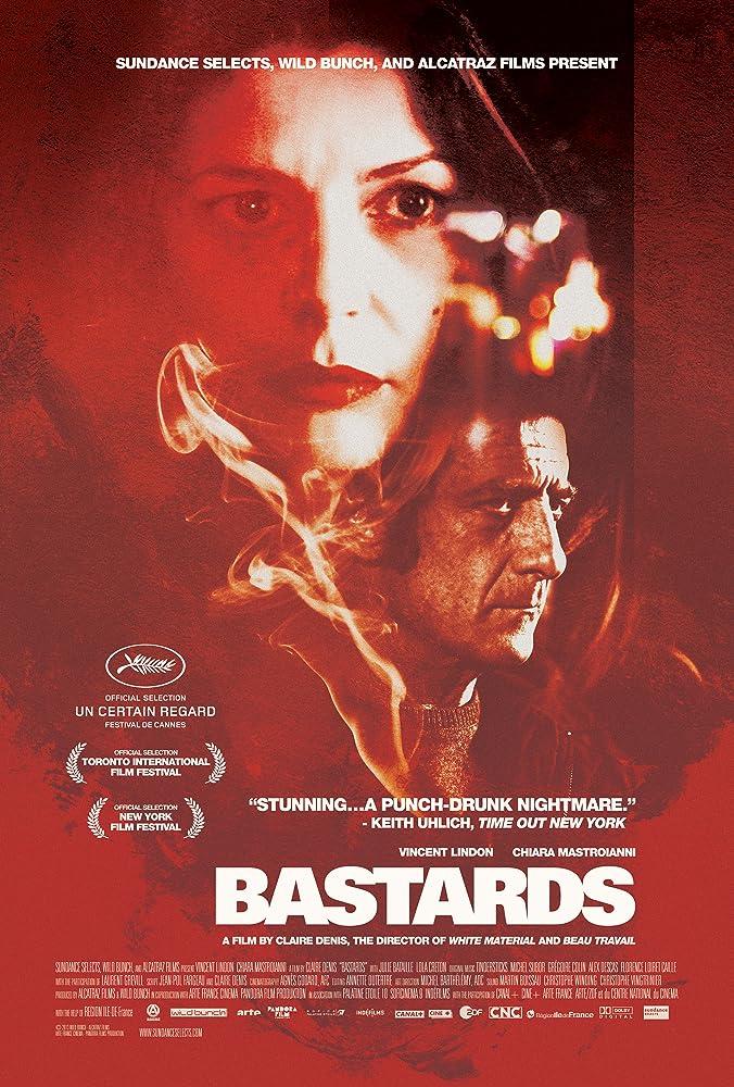 Les Salauds film poster