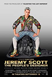 Jeremy Scott: The People's Designer (2015) Poster - Movie Forum, Cast, Reviews