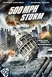 500 MPH Storm Poster