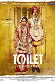 Toilet - Ek Prem Katha (2017) Poster - Movie Forum, Cast, Reviews