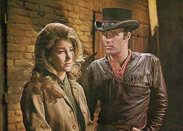 James Caan and Michele Carey in El Dorado (1967)