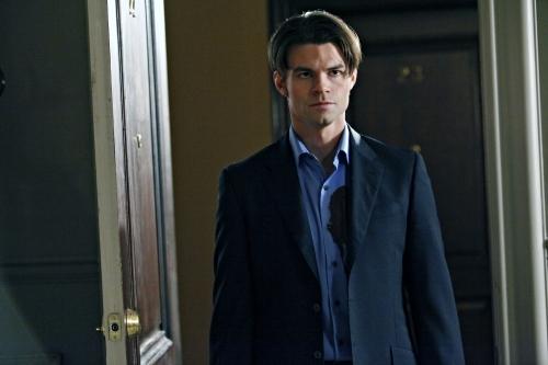 Daniel Gillies in The Vampire Diaries (2009)