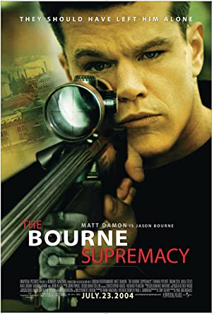 The Bourne Supremacy (2004) Download on Vidmate