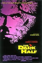 The Dark Half (1993) Poster