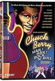 Chuck Berry Hail! Hail! Rock 'n' Roll Poster