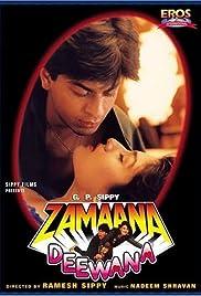 Zamaana Deewana(1995) Poster - Movie Forum, Cast, Reviews