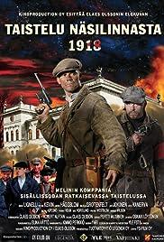 Taistelu Näsilinnasta 1918 Poster