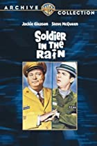 Soldier in the Rain (1963) Poster