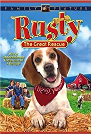 Rusty: A Dog's Tale Poster