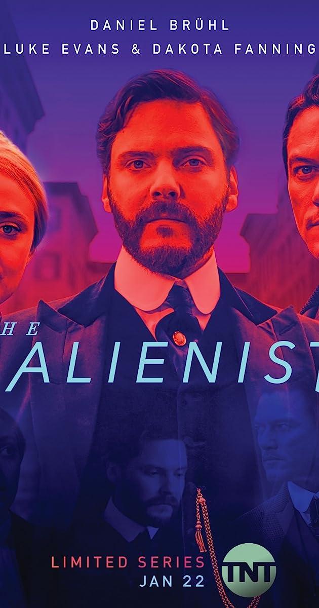 Svetimšalis (1 sezonas) / The Alienist (Season 1) (2018) online