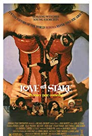 Love at Stake (1987) Poster - Movie Forum, Cast, Reviews