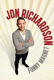 Jon Richardson: Funny Magnet Poster