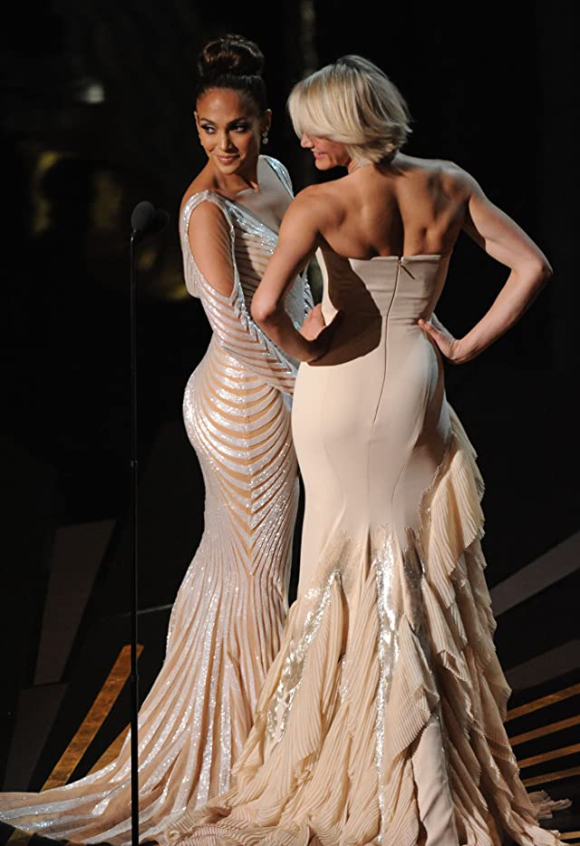 Cameron Diaz and Jennifer Lopez at event of The 84th Annual Academy Awards