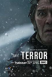 The Terror Poster - TV Show Forum, Cast, Reviews