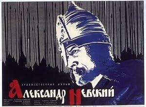 Alexander Nevsky poster