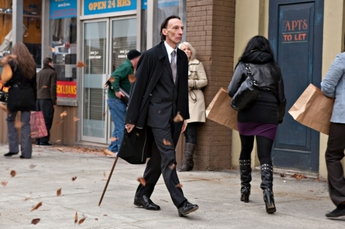 julian richings height