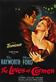 The Loves of Carmen(1948) Poster - Movie Forum, Cast, Reviews