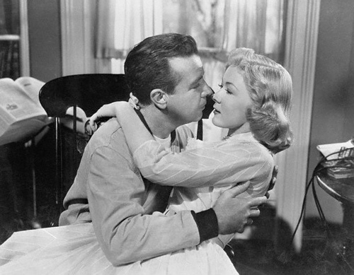 Gloria Grahame and Dick Powell in The Bad and the Beautiful (1952)