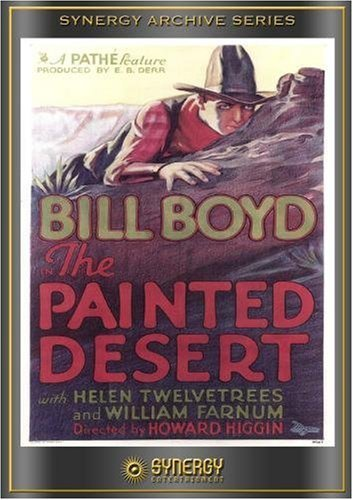 William Boyd in The Painted Desert (1931)