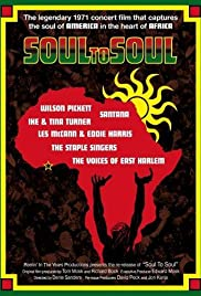 Soul to Soul Poster