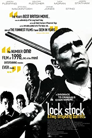 Lock Stock and Two Smoking Barrels (1998) Download on Vidmate