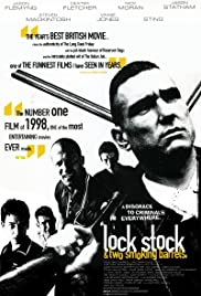 Lock, Stock and Two Smoking Barrels1998 Poster
