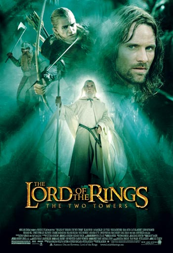 The Lord of the Rings: The Fellowship of the Ring (2001), The Lord of the Rings: The Two Towers (2002) & The Lord of the Rings: The Return of the King (2003)  MV5BMTAyNDU0NjY4NTheQTJeQWpwZ15BbWU2MDk4MTY2Nw@@._V1_