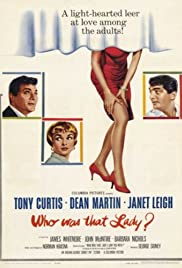 Who Was That Lady? (1960) Poster - Movie Forum, Cast, Reviews