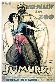 Sumurun Poster