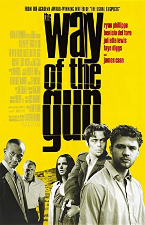 The Way of the Gun poster