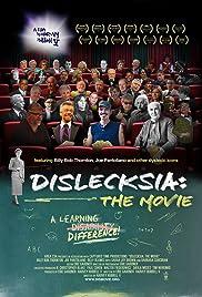 Dislecksia: The Movie Poster