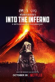 Into the Inferno (2016) Poster - Movie Forum, Cast, Reviews