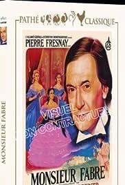 Amazing Monsieur Fabre Poster