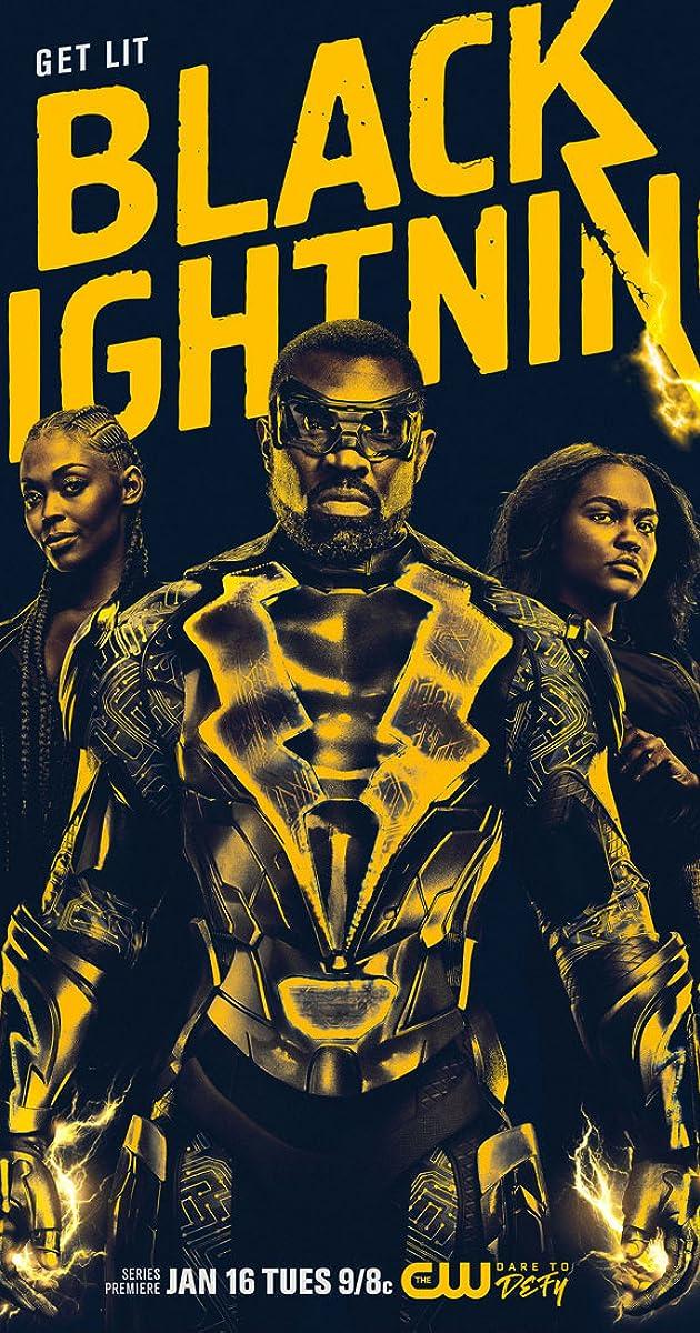 Juodasis žaibas (1 Sezonas) / Black Lightning (Season 1) (2018) online