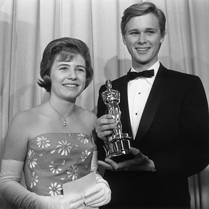 Brandon De Wilde and Patty Duke