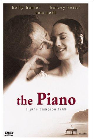Harvey Keitel and Holly Hunter in The Piano (1993)