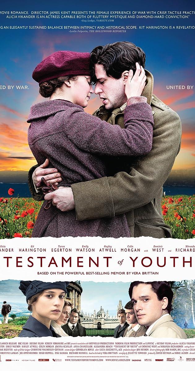 Testament of Youth Legendado
