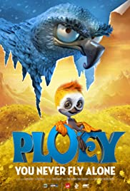 PLOEY - You Never Fly Alone Poster