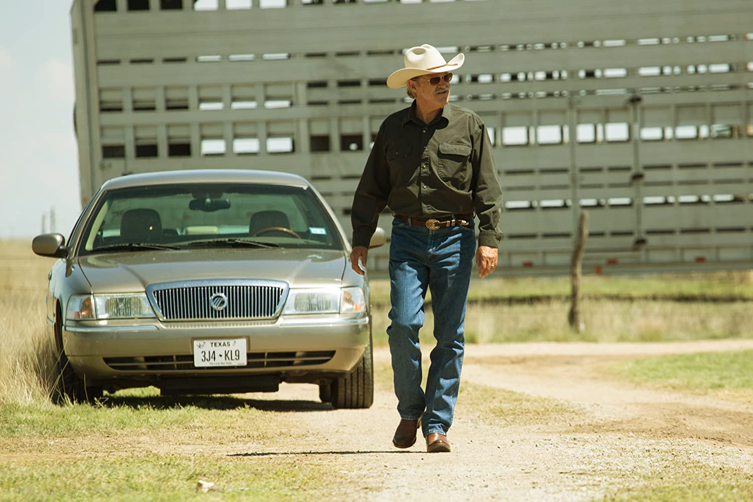 Jeff Bridges in 'Hell or High Water' (Courtesy: CBS Films)