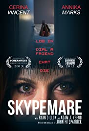 Skypemare (2013) Poster - Movie Forum, Cast, Reviews