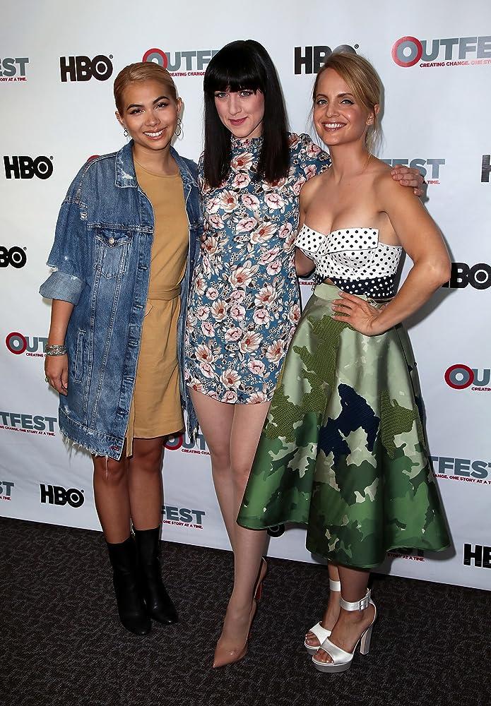 Mena Suvari, Lena Hall, and Hayley Kiyoko
