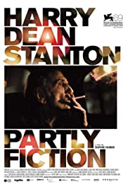 Harry Dean Stanton: Partly Fiction (2012) Poster - Movie Forum, Cast, Reviews