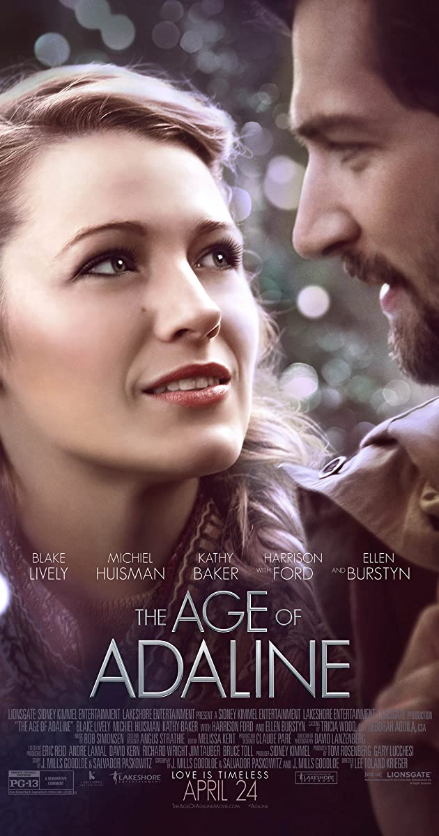 Rezultat slika za the age of adaline