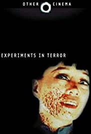 Experiments in Terror Poster