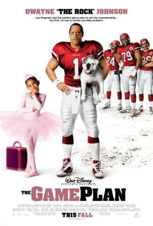 image The Game Plan Watch Full Movie Free Online