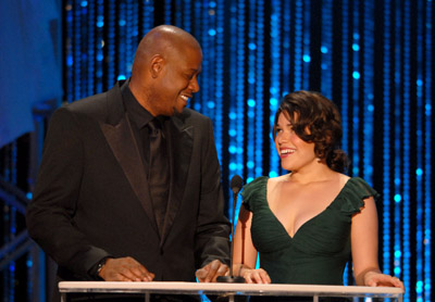 Forest Whitaker and America Ferrera at 13th Annual Screen Actors Guild Awards (2007)