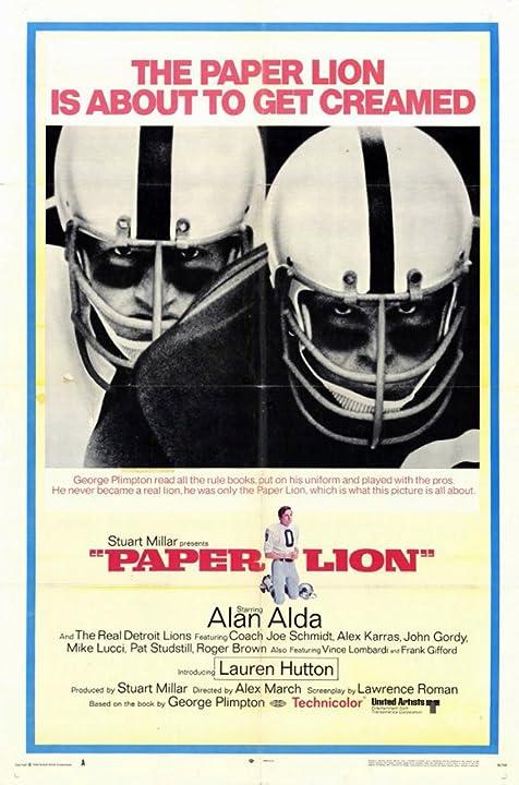 Paper Lion (1968)